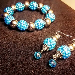 Jewelry - Bracelet and earrings set3